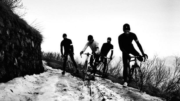 Велосипедная марка Rapha выпустила осенний лукбук. Изображение № 19.