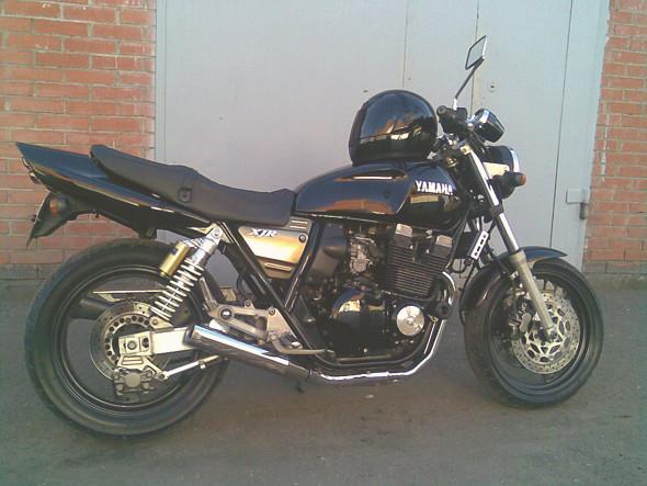 Yamaha XJR 400/1200/1300. Изображение № 19.