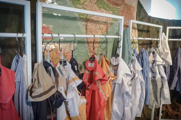 Легендарные куртки Nigel Cabourn из материала Ventile. Изображение № 51.