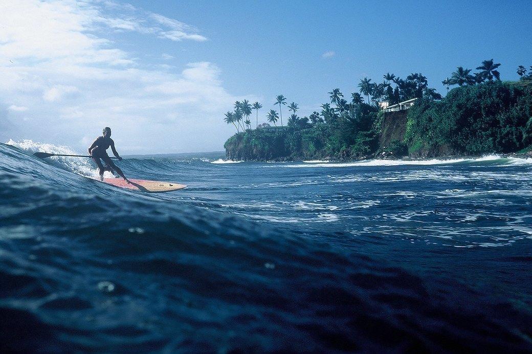 Подробный гид по сапбордингу: Как кататься на сёрфе в любом ближайшем водоеме. Изображение № 4.