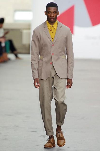 Марка Oliver Spencer выпустила летнюю коллекцию одежды. Изображение № 7.