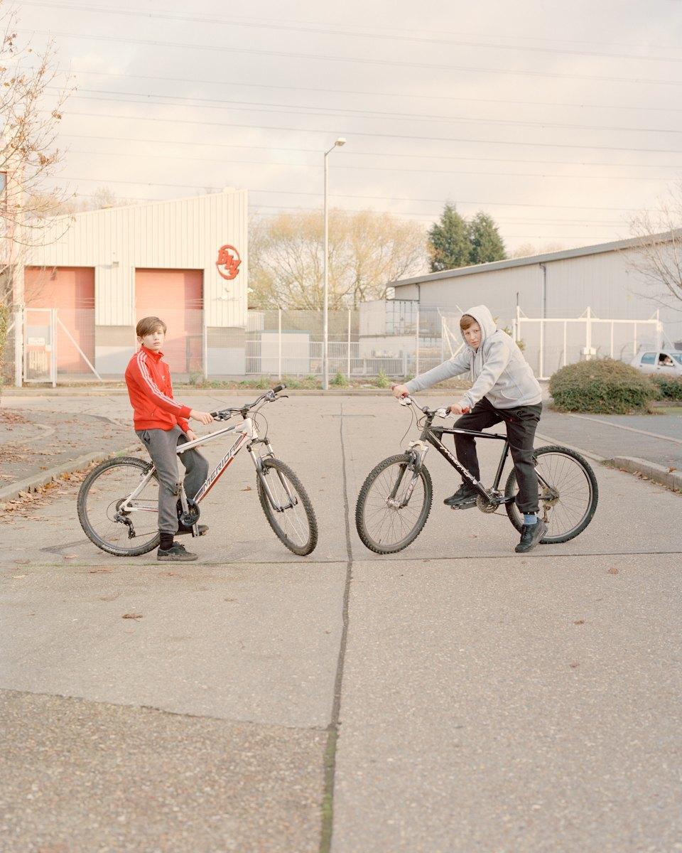 Фотопроект: Лондонские гопники и их мотоциклы. Изображение № 21.