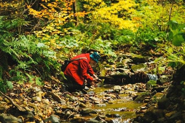 Японская марка  Nepenthes опубликовала лукбук новой коллекции. Изображение № 17.
