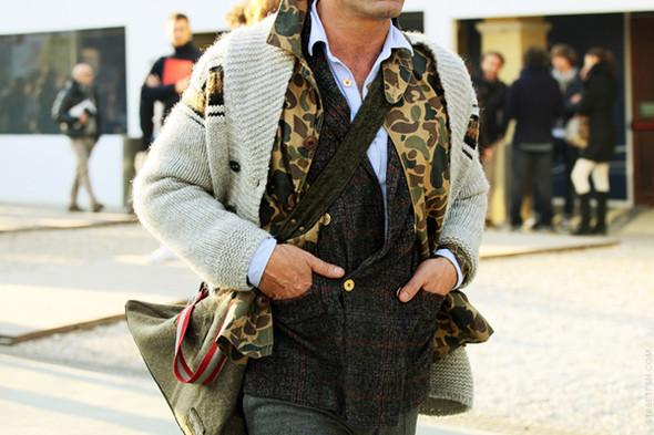 Итоги Pitti Uomo: 10 трендов будущей весны, репортажи и новые коллекции на выставке мужской одежды. Изображение № 54.