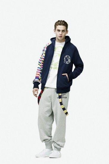 Марка Billionaire Boys Club опубликовала лукбук весенней коллекции одежды. Изображение № 4.