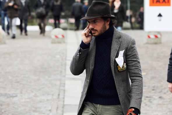 Итоги Pitti Uomo: 10 трендов будущей весны, репортажи и новые коллекции на выставке мужской одежды. Изображение № 65.