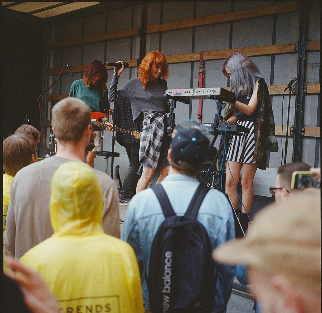 Фоторепортаж: Фестиваль новой российской рок-музыки «Боль». Изображение № 25.