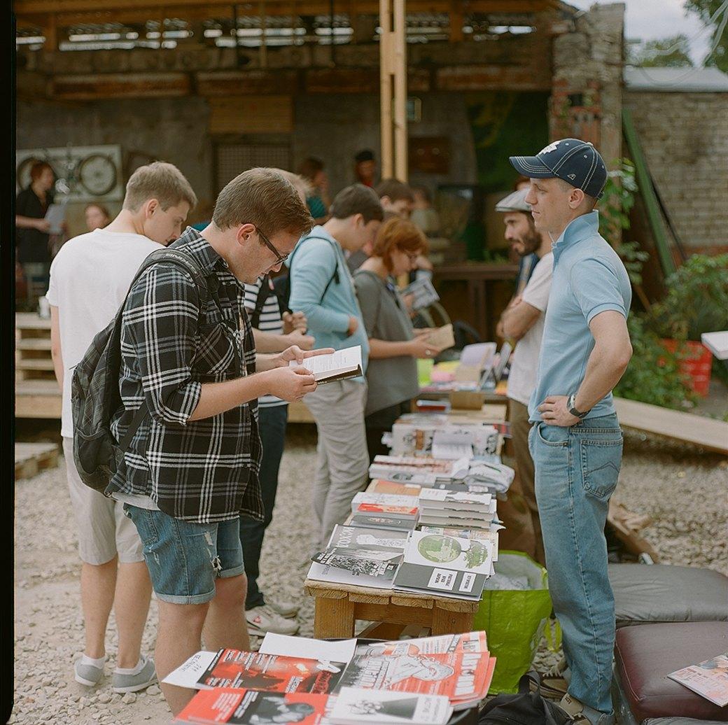 Фотоотчёт с фестиваля DIY-культуры «Горизонталь» . Изображение № 3.