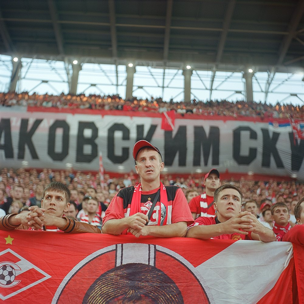 Фоторепортаж: Матч открытия нового стадиона «Спартака». Изображение № 21.