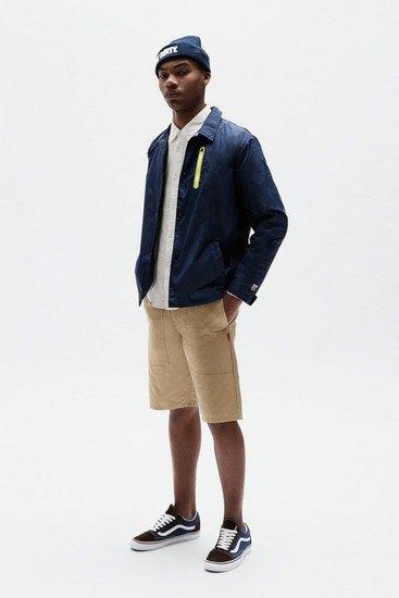 Марка Undefeated опубликовала лукбук весенней коллекции одежды. Изображение № 17.