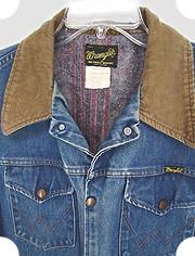 История и классические модели джинсовых курток. Изображение № 5.