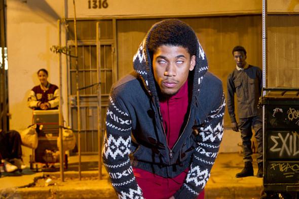 Лукбук новой коллекции марки Freshjive с участием хип-хоп-дуэта MellowHype. Изображение № 6.