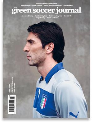 Третий номер футбольного журнала The Green Soccer Journal. Изображение № 1.