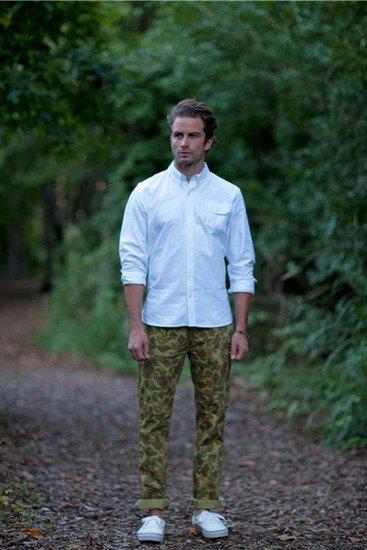 Марка Penfield опубликовала лукбук весенней коллекции одежды. Изображение № 7.