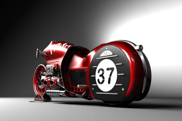 10 лучших мотоциклов года по версии сайта Bike Exif. Изображение № 6.