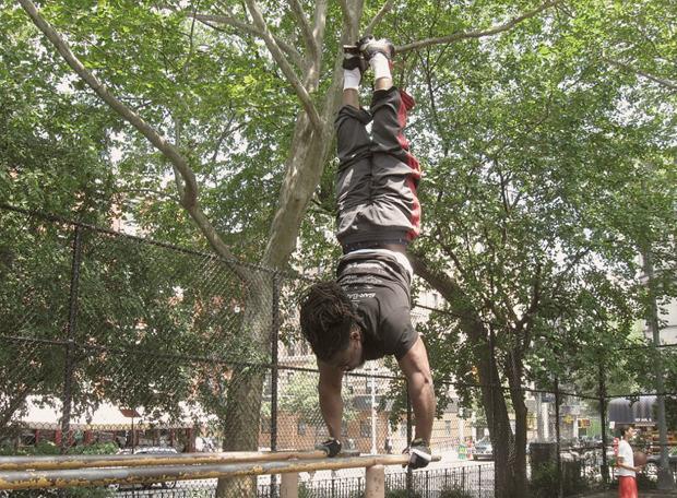 Гетто-бой: Гид по культуре уличных качалок. Изображение № 3.