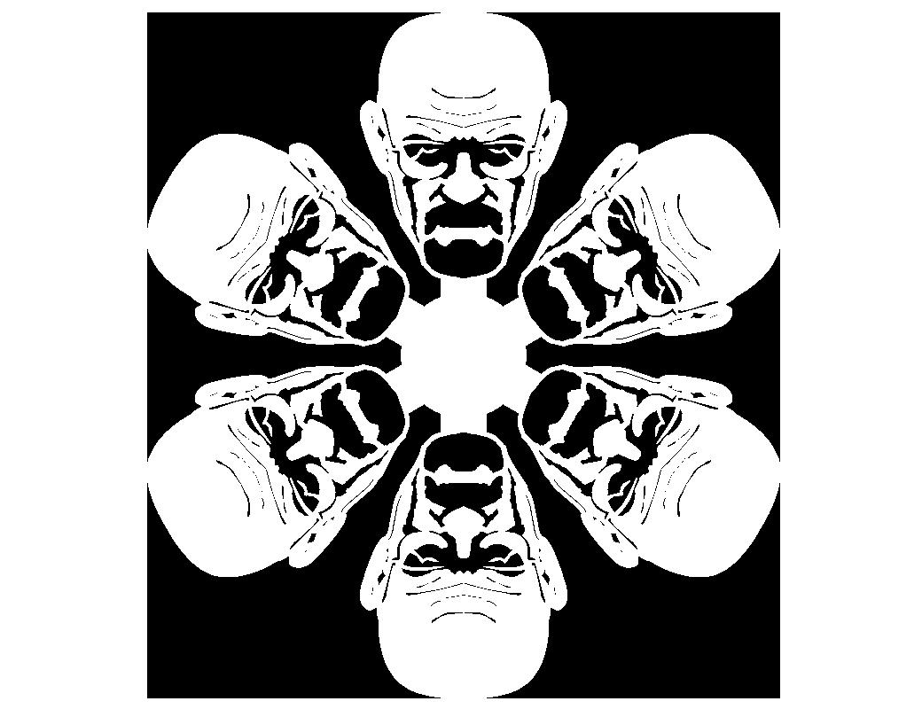 Снежный человек: «Герои года» в форме новогодних снежинок. Изображение № 1.