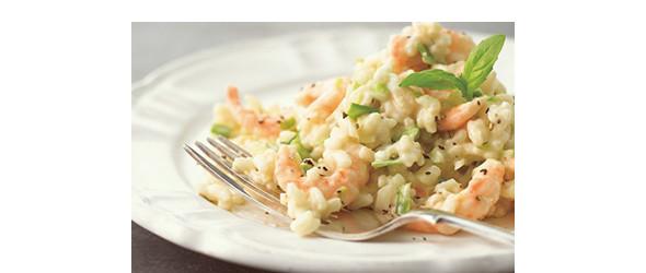 Изображение 5. Обед: ризотто с морепродуктами.. Изображение № 1.