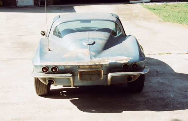 Автомобиль Нила Армстронга выставлен на аукцион eBay . Изображение № 4.