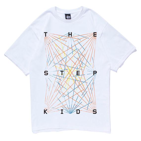 Совместная коллекция футболок марки Stussy и лейбла Stones Throw. Изображение № 3.