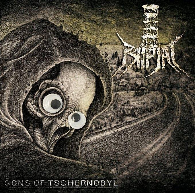 Metal Albums with Googly Eyes: Блог смешного кастомайзинга альбомов тяжёлой музыки. Изображение № 8.
