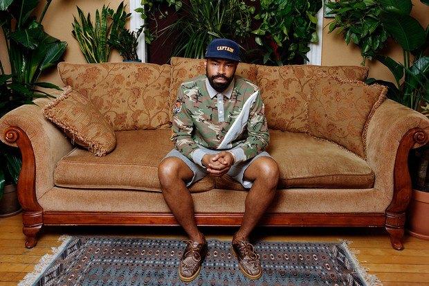 Американский ритейлер Вodega опубликовал лукбук весенней коллекции одежды. Изображение № 1.