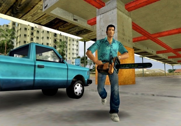 До конца осени появится версия игры GTA: Vice City для мобильных устройств. Изображение № 3.