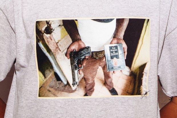 Марка 10.Deep и фотограф Boogie выпустили совместную коллекцию футболок. Изображение № 7.