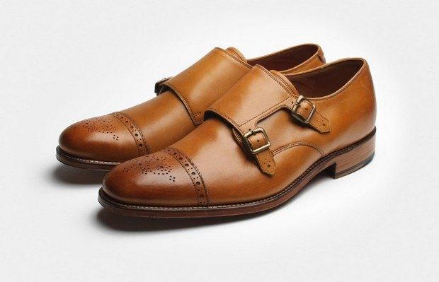 Марка Grenson выпустила весеннюю коллекцию обуви. Изображение № 33.