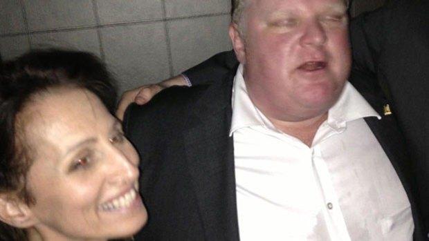 Канадская пресса составила список пьяных выходок мэра Торонто. Изображение № 4.