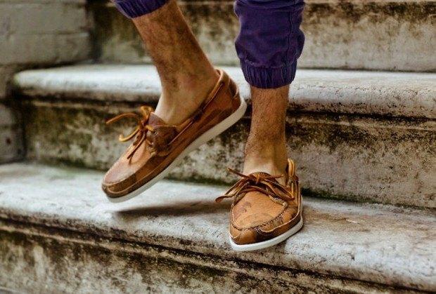 Дизайнер Ронни Фиг и марка Sebago представили совместную модель обуви. Изображение № 3.