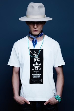 Adidas Originals и Neighborhood выпустили совместную коллекцию одежды. Изображение № 6.