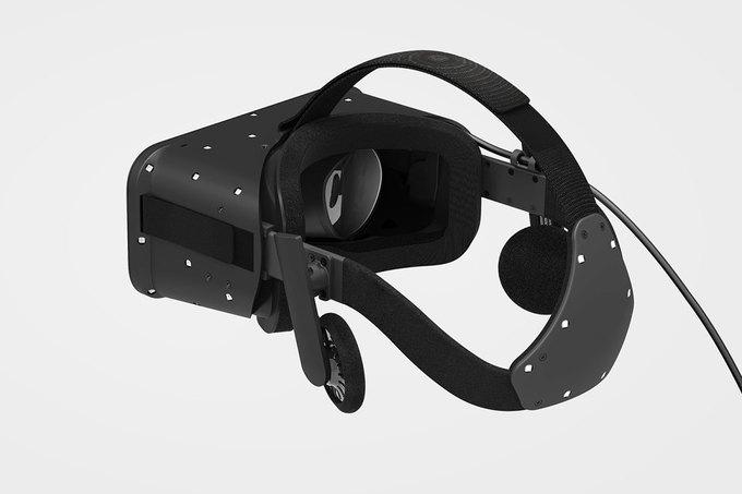 Oculus показали новый прототип шлема виртуальной реальности. Изображение № 1.