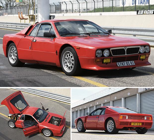 Гид по достижениям Lancia: 8 фантастических машин, опередивших свое время. Изображение № 10.