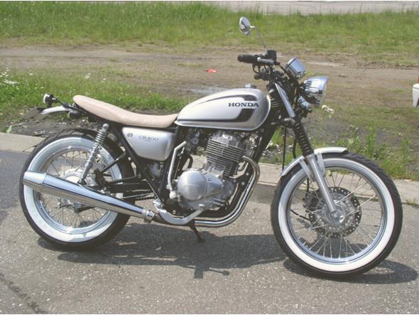 Honda CB400SS. Изображение № 23.