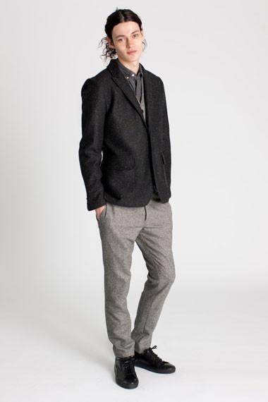 Новая коллекция одежды дизайнера Стивена Алана. Изображение № 12.