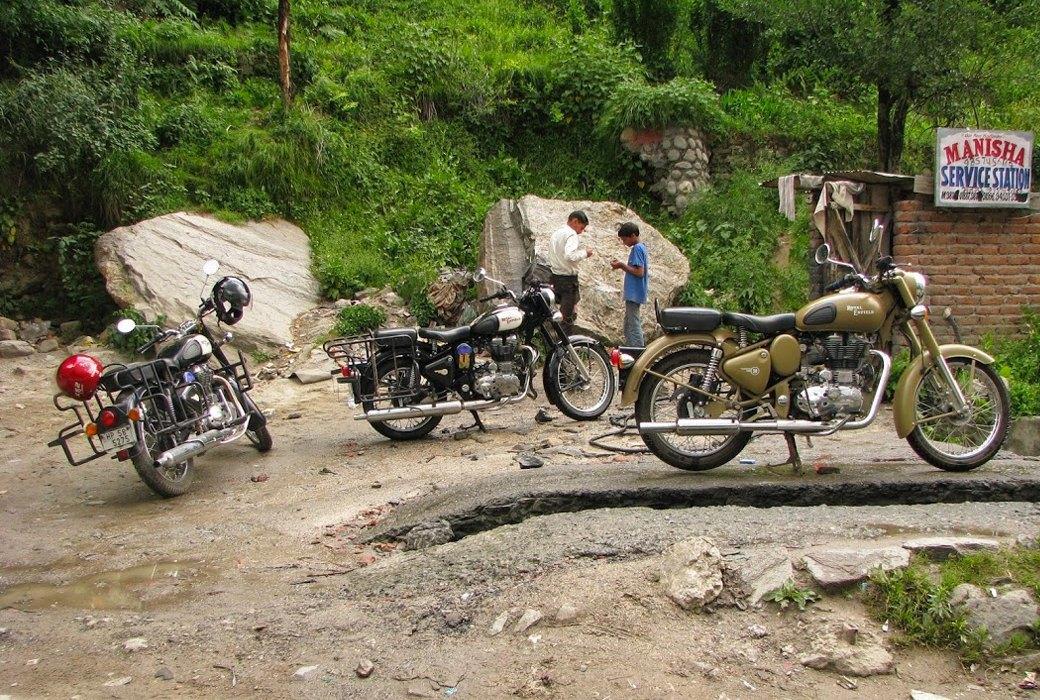 «Я думал, что умер и попал в рай»: Как я поднялся в Гималаи на мотоцикле. Изображение № 4.