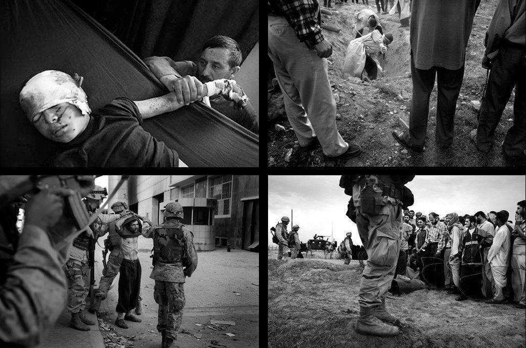 Объективный взгляд: 10 современных военных фотографов . Изображение № 51.