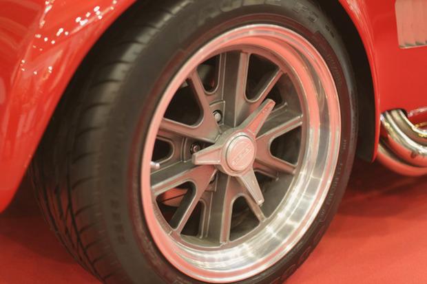 Машина времени: 8 лучших ретроавтомобилей с выставки «Олдтаймер». Изображение № 35.