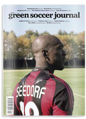 Special Issue: Футбольный журнал The Green Soccer Journal. Изображение № 4.