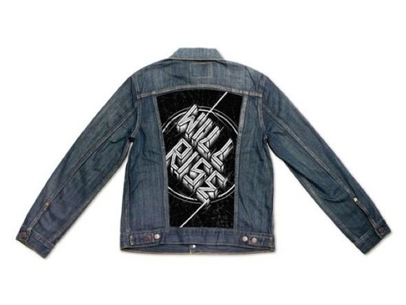 Изображение 2. Вышла коллекция джинсовых курток Levis x MoCA.. Изображение № 3.