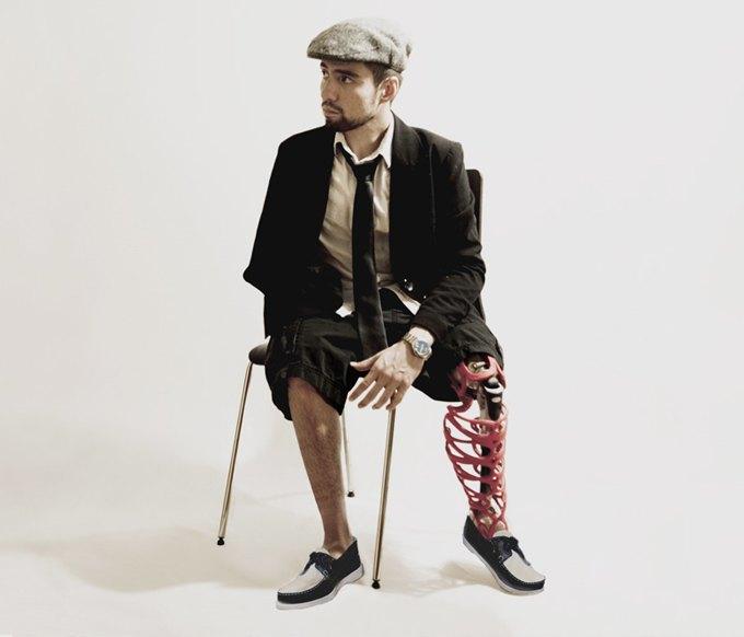 Линор Горалик о технологиях, применяемых в разработке одежды для людей с ограниченными возможностями. Изображение № 4.