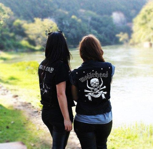 Battle Jackets: Tumblr-блог, посвящённый жилетам с нашивками. Изображение № 10.