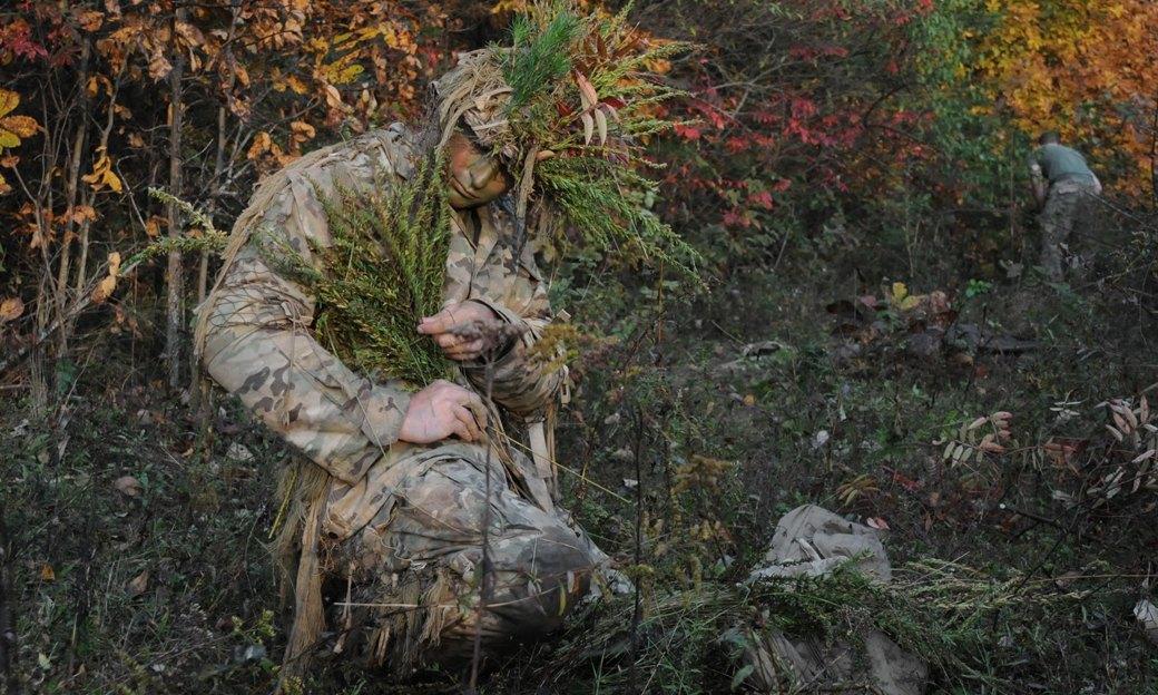 Эволюция маскировочного костюма и история снайперов в XX веке. Изображение № 8.