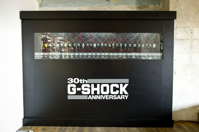 В Санкт-Петербурге открылся временный магазин G-Shock. Изображение № 1.