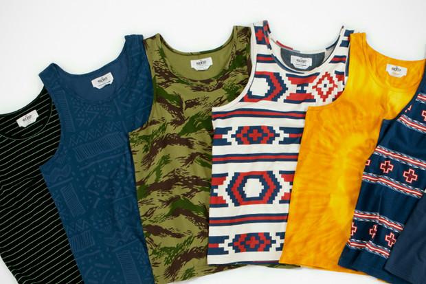 Марка 10.Deep выпустила летнюю коллекцию одежды. Изображение № 6.