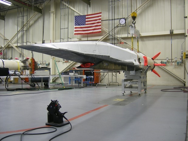 Американцы испытали сверхзвуковой летательный аппарат, неуязвимый для систем ПВО. Изображение № 2.