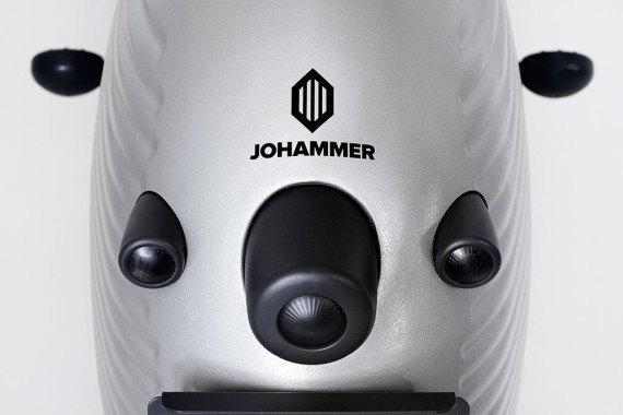 Компания Johammer представила электробайк. Изображение № 11.