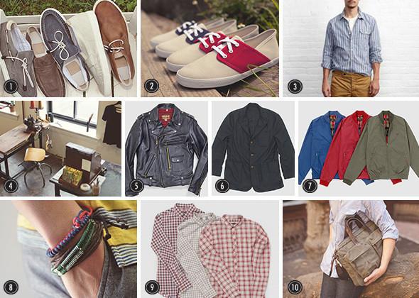 Изображение 25. Men's Digest: платки от Канье Уэста, флорентийская мода и фильм о гонщике-рекордсмене.. Изображение № 25.