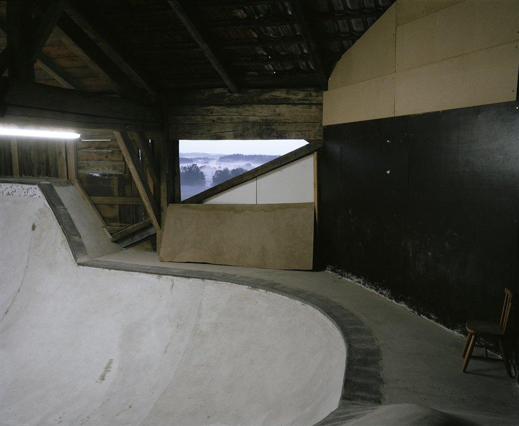 Фотопроект: Увядающая культура самодельных скейт-парков. Изображение № 10.